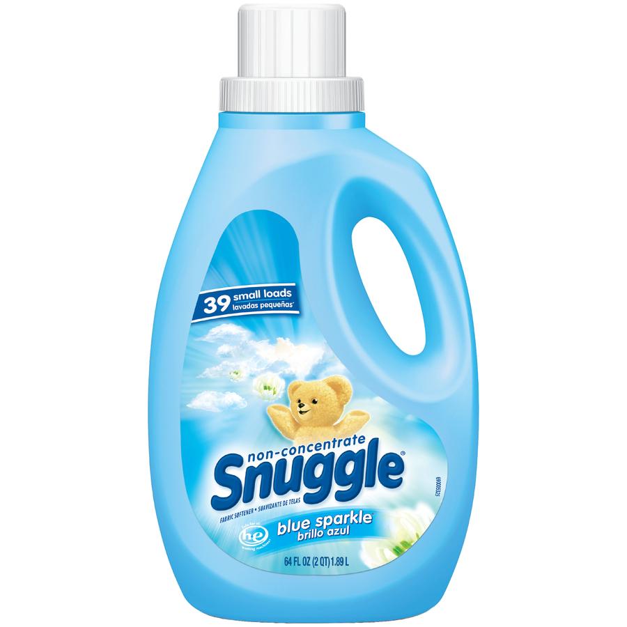 Snuggle Fabric Softener Blue Sparkle