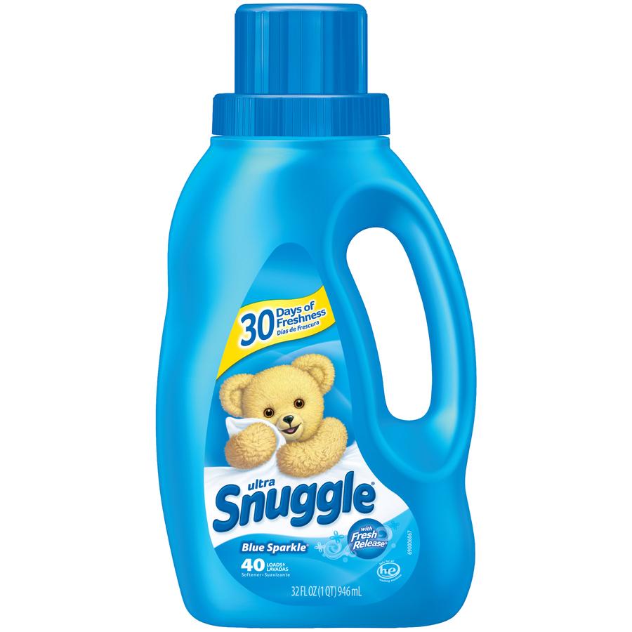 Snuggle Blue Sparkle Detergent