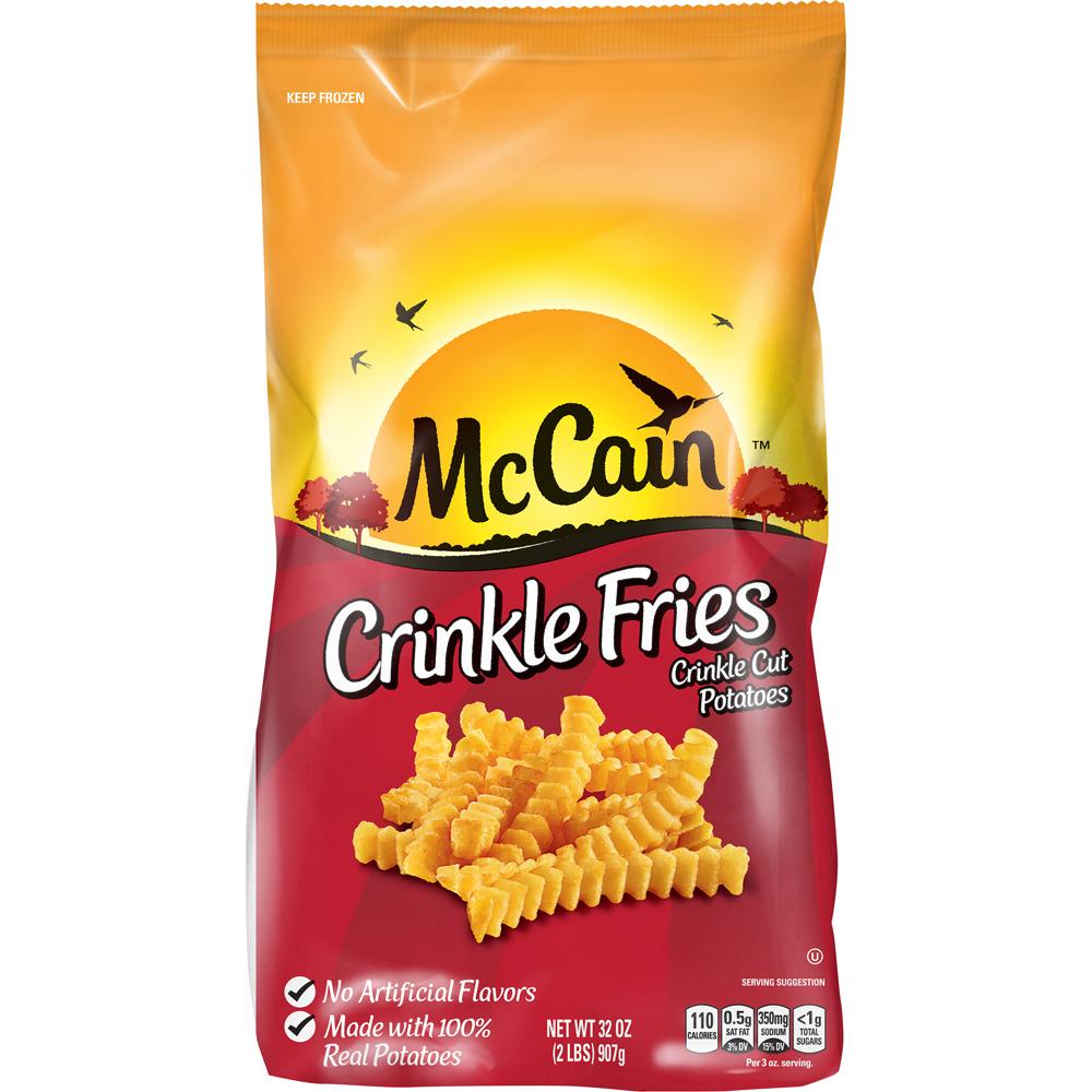 Mc Cain Spr Fries C