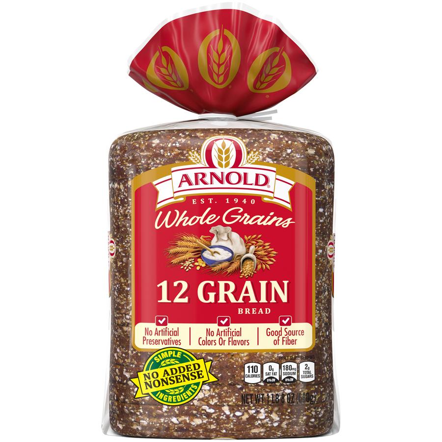 Arnold Hearty 12 Grain