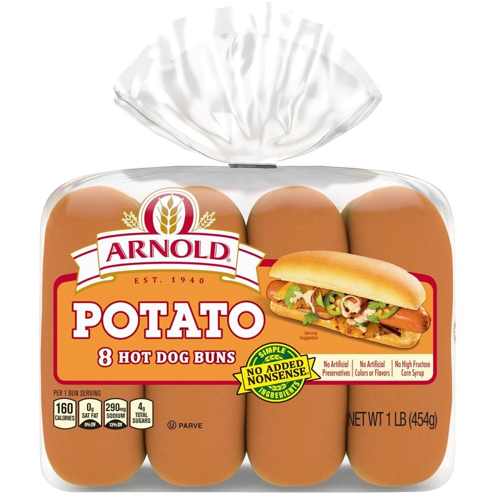Arnold Potato Rolls