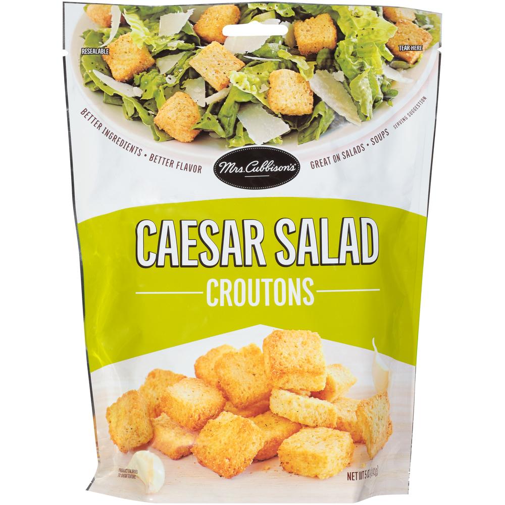Mrs Cubbinsons Caesar Salad Croutons