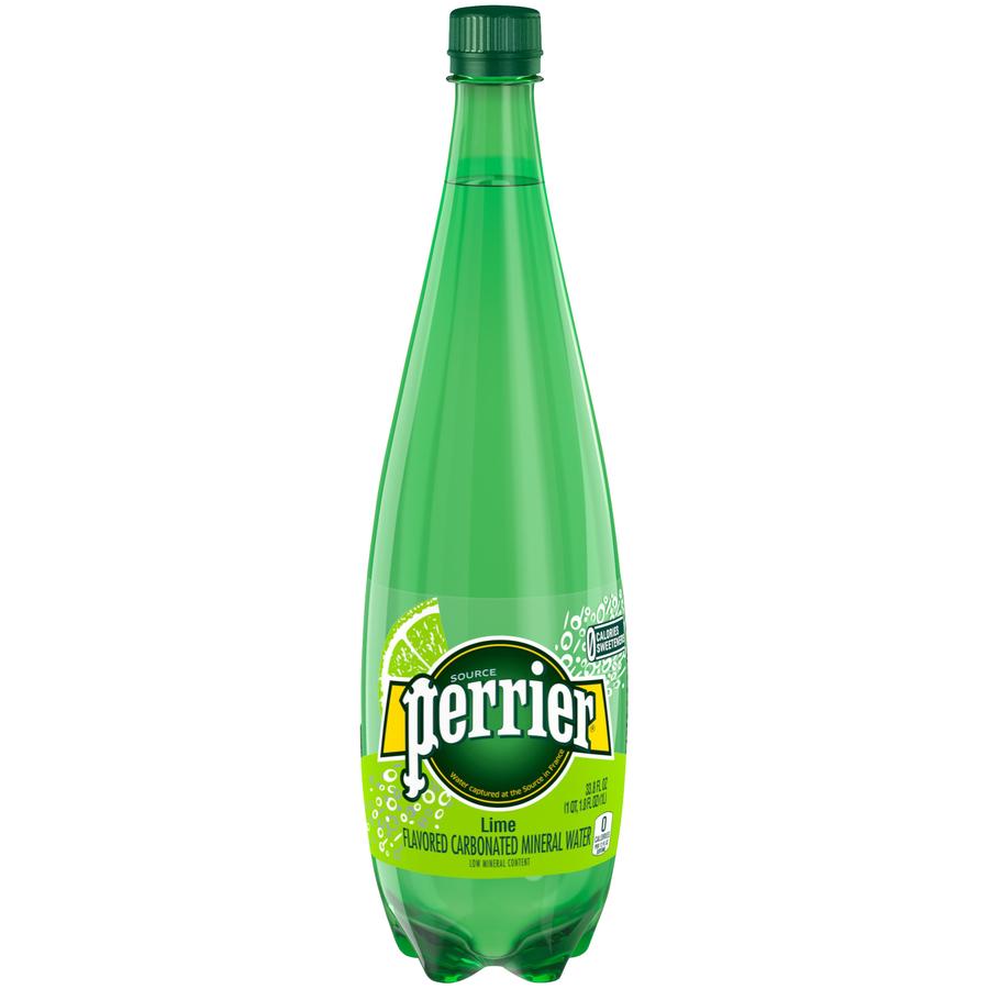Perrier Citron Sparkling Water 1 liter