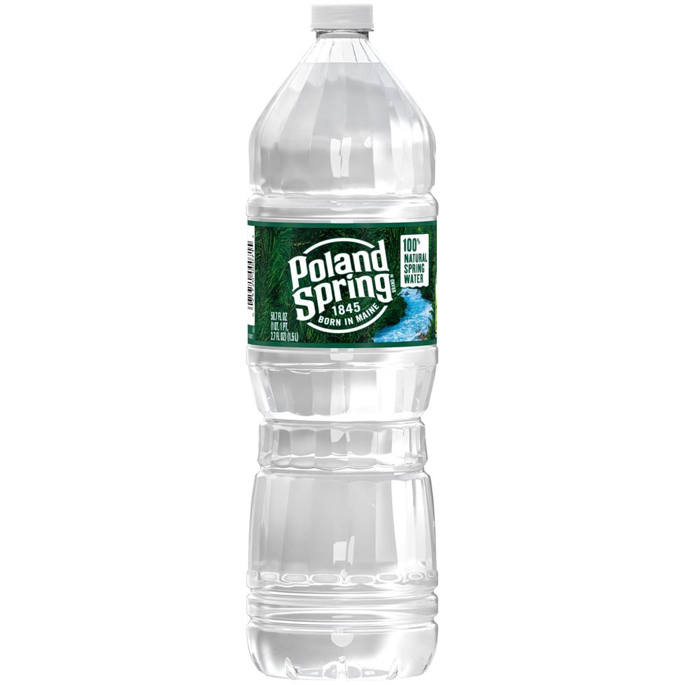 Poland Spring Water 1.5 liter