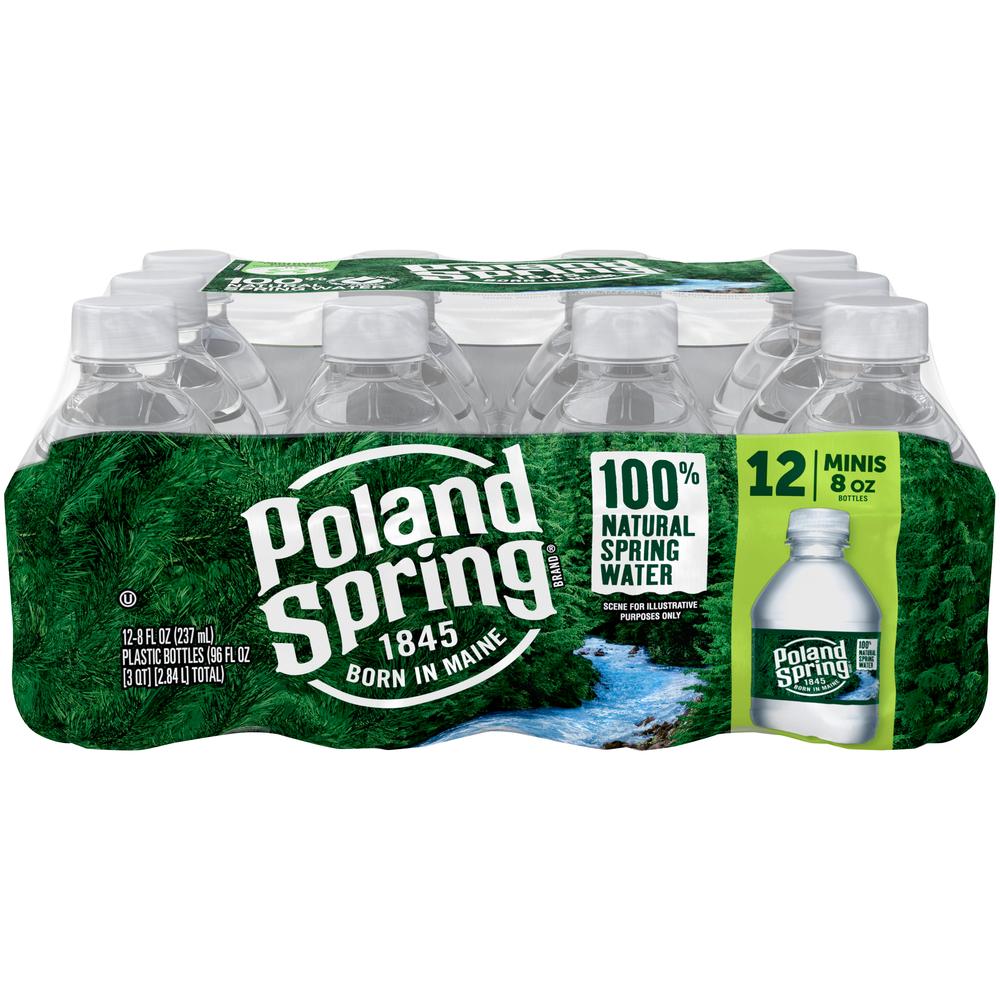Poland Spring 12pk-1/2 pint