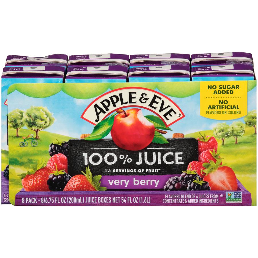 Apple & Eve Very Berry