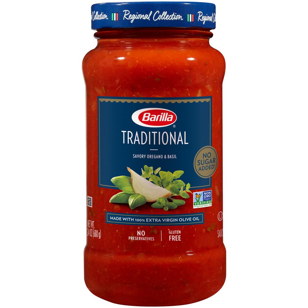 Barilla Traditional Pasta Sauce