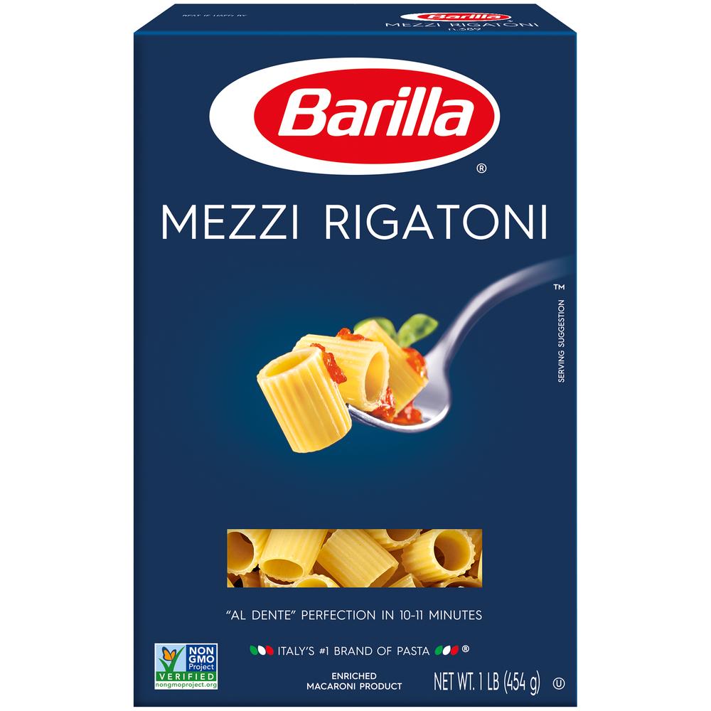 Barilla Mini Rigaton