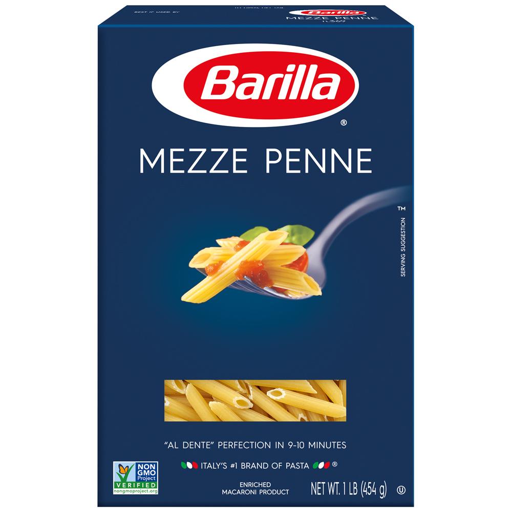 Barilla Pennette Rig