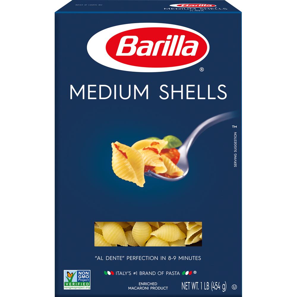 Barilla Medium Shell