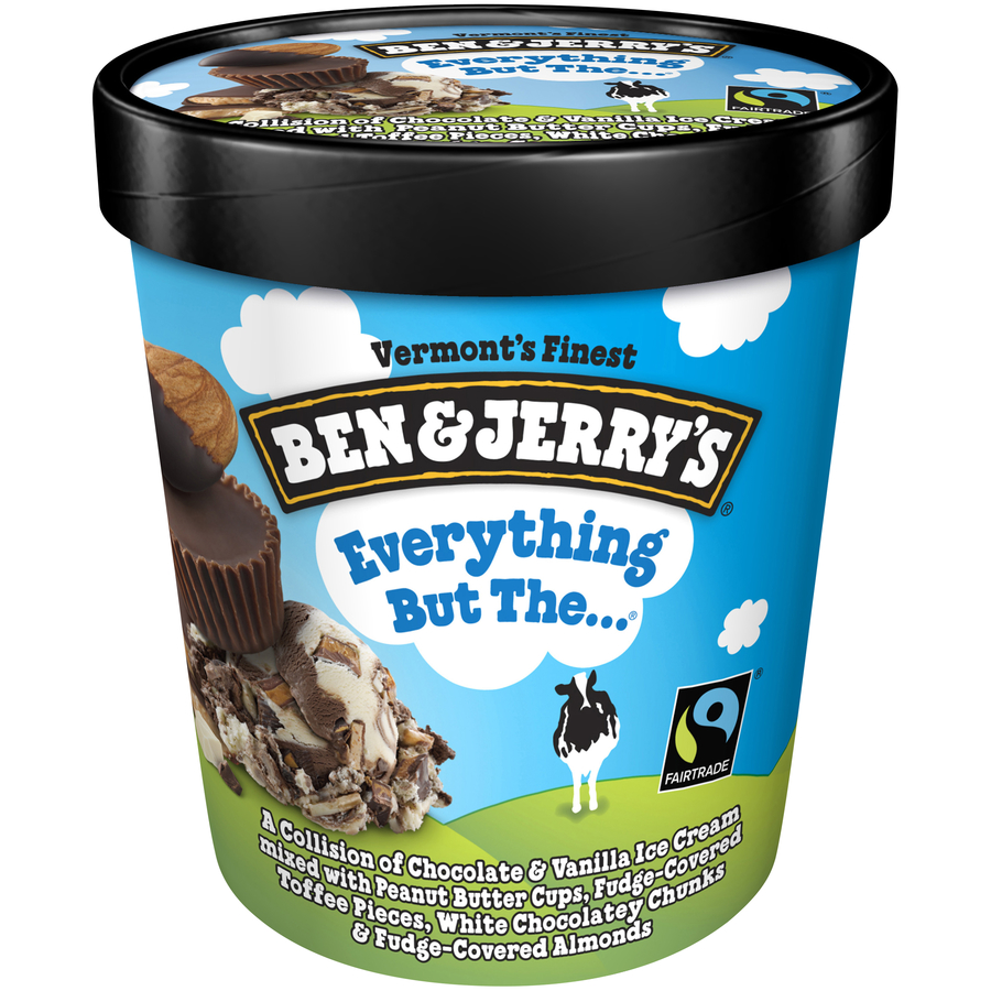 Ben & Jerry's Everything But T