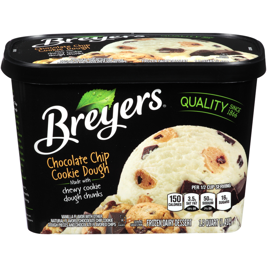 Breyers Chocolate Chip Cookie
