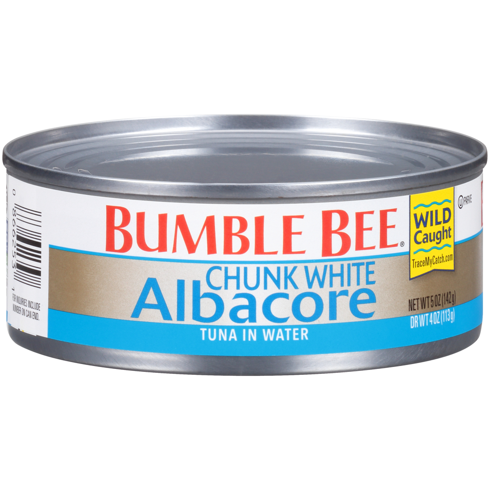 Bumble Bee Chunk White Albacore Water