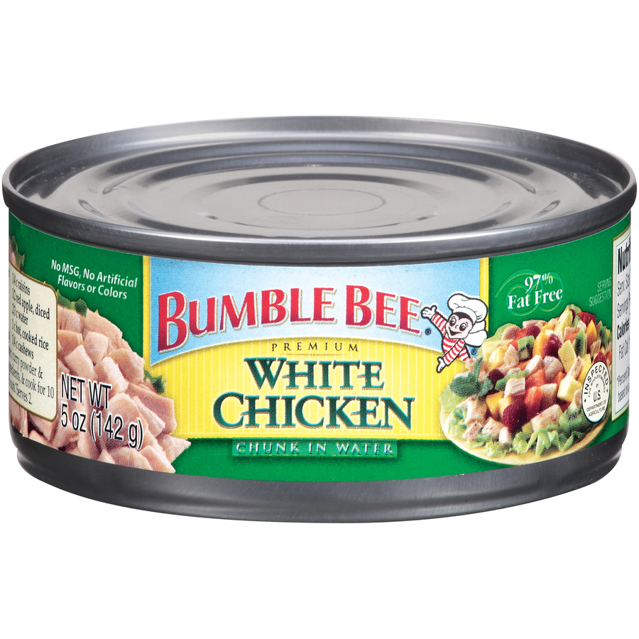 Bumble Bee White Chicken