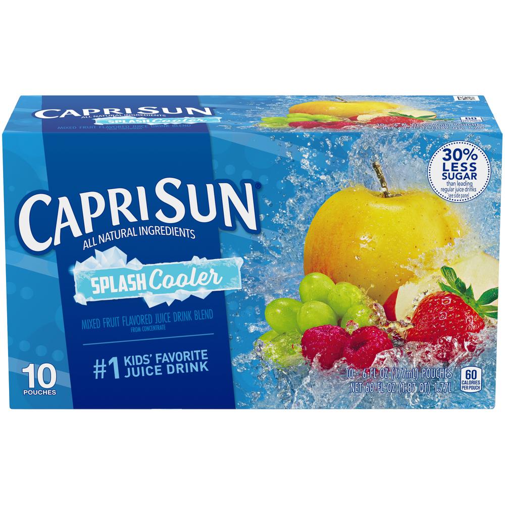 Capri Sun Splash Cooler
