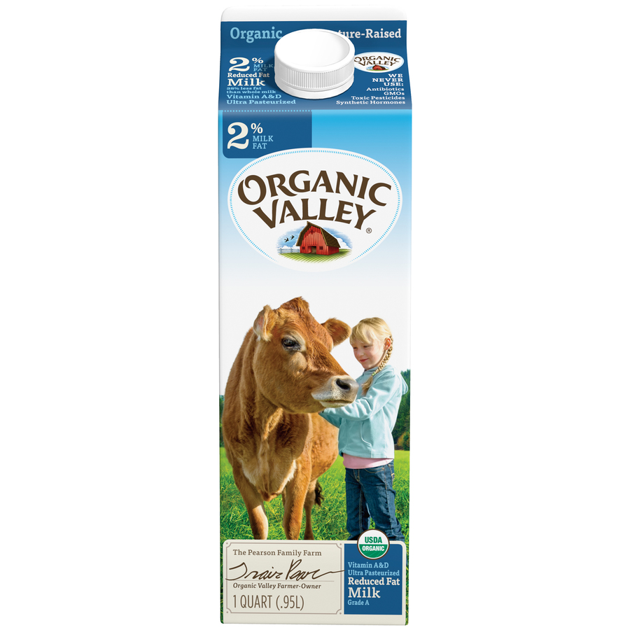 Organic Valley 2% Milk