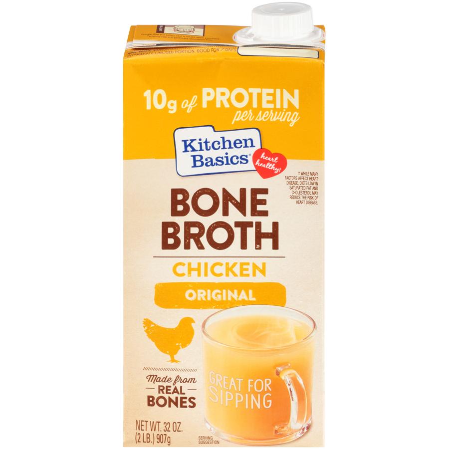 Kitchen Basics Chicken Bone Broth Original