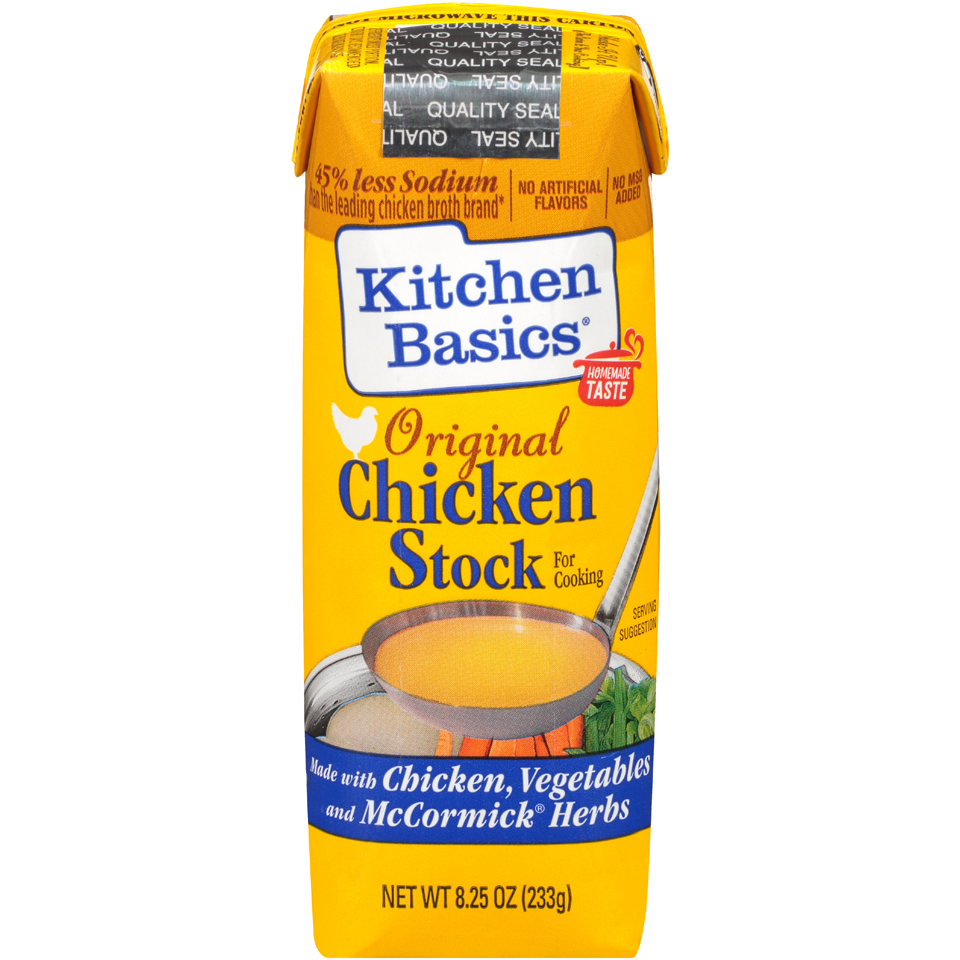 Kitchen Basics Chicken Stock mini