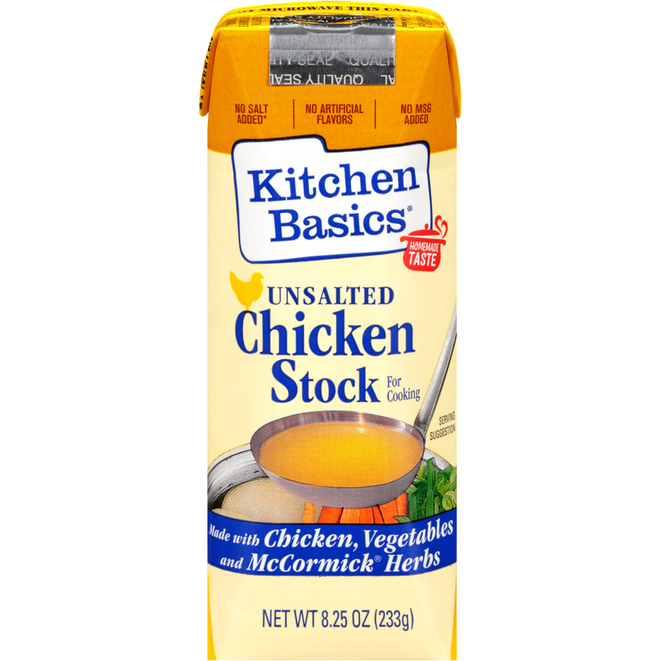 Kitchen Basics Chicken Stock Unslated mini