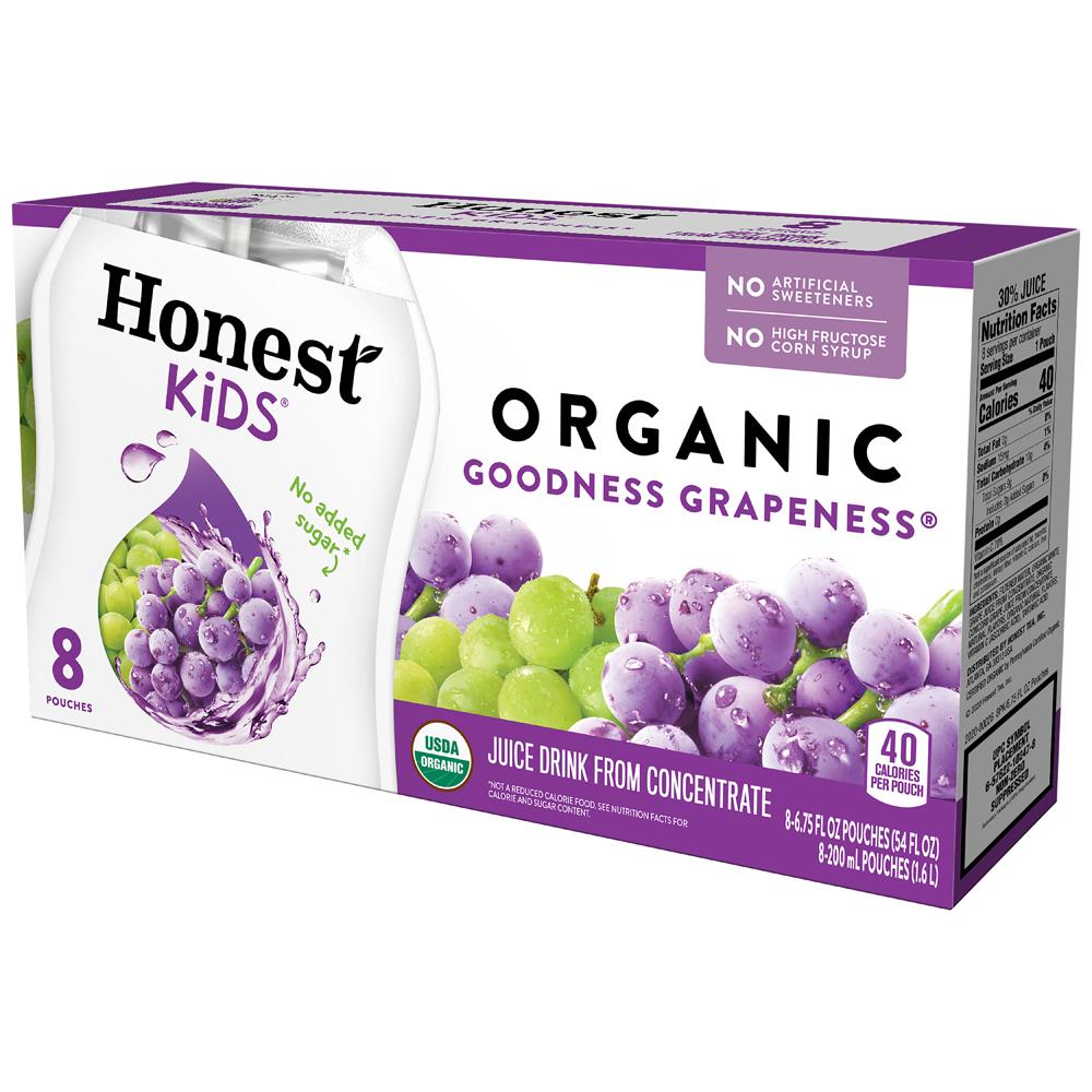 Honest Kids Grape Juice