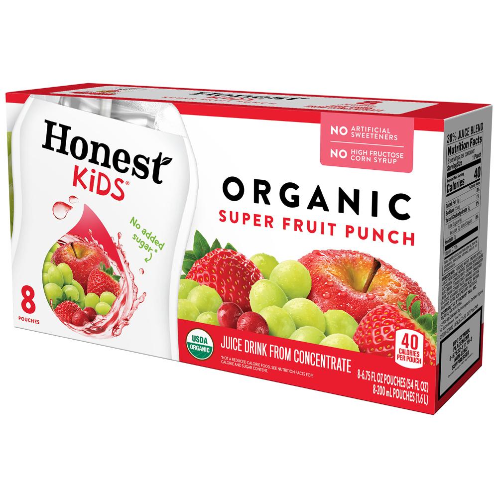 Honest Kids Super Fruit Punch