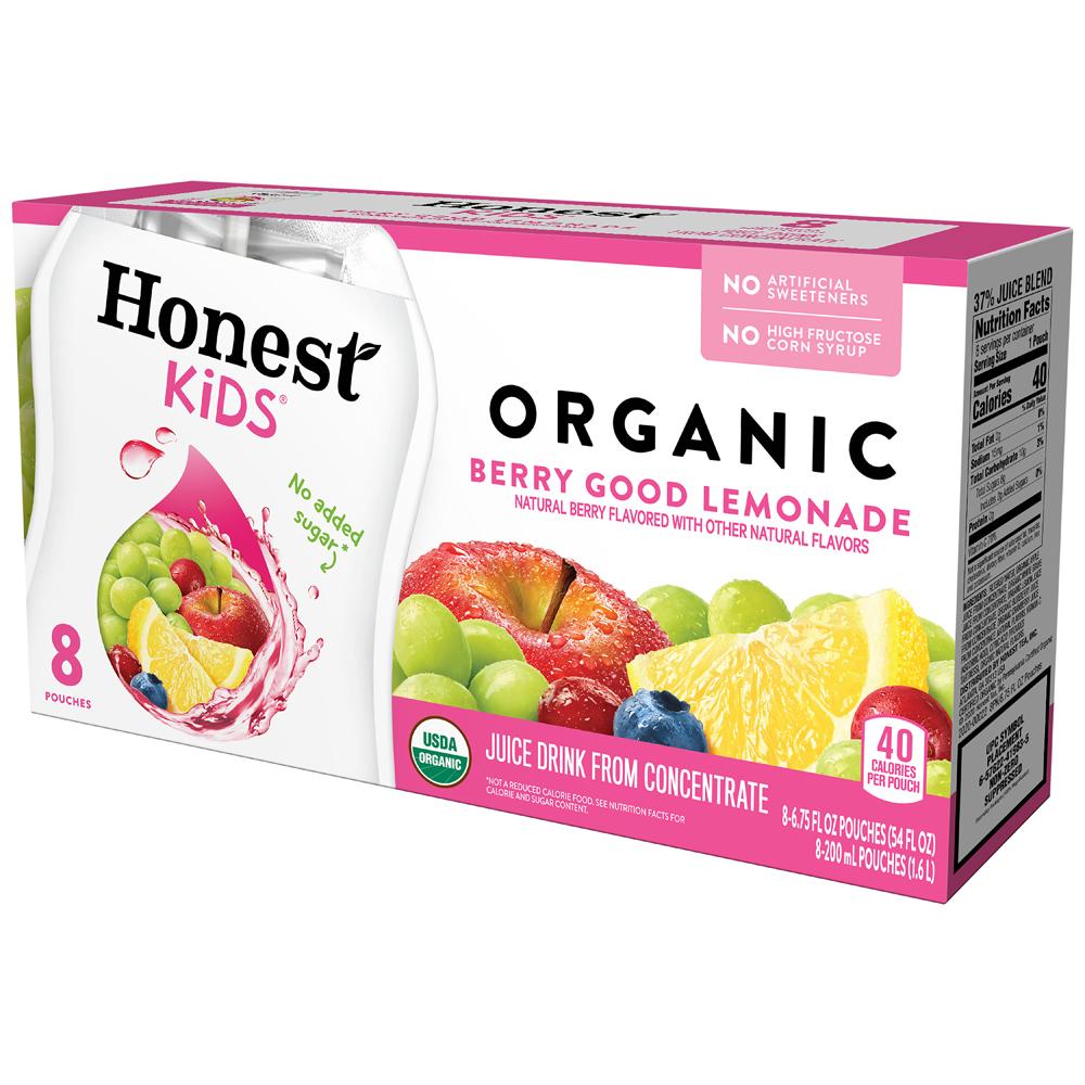 Honest Kids Berry Berry Lemonade