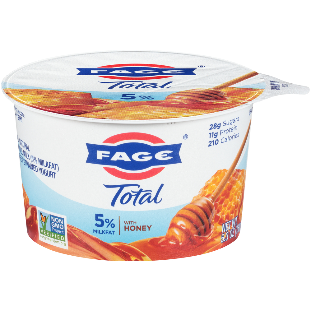 Fage Total Yougurt with Honey