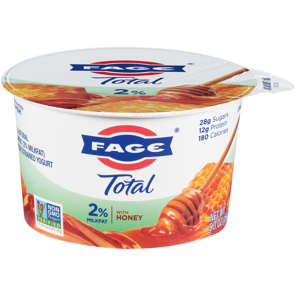 Fage Total 2% with Honey