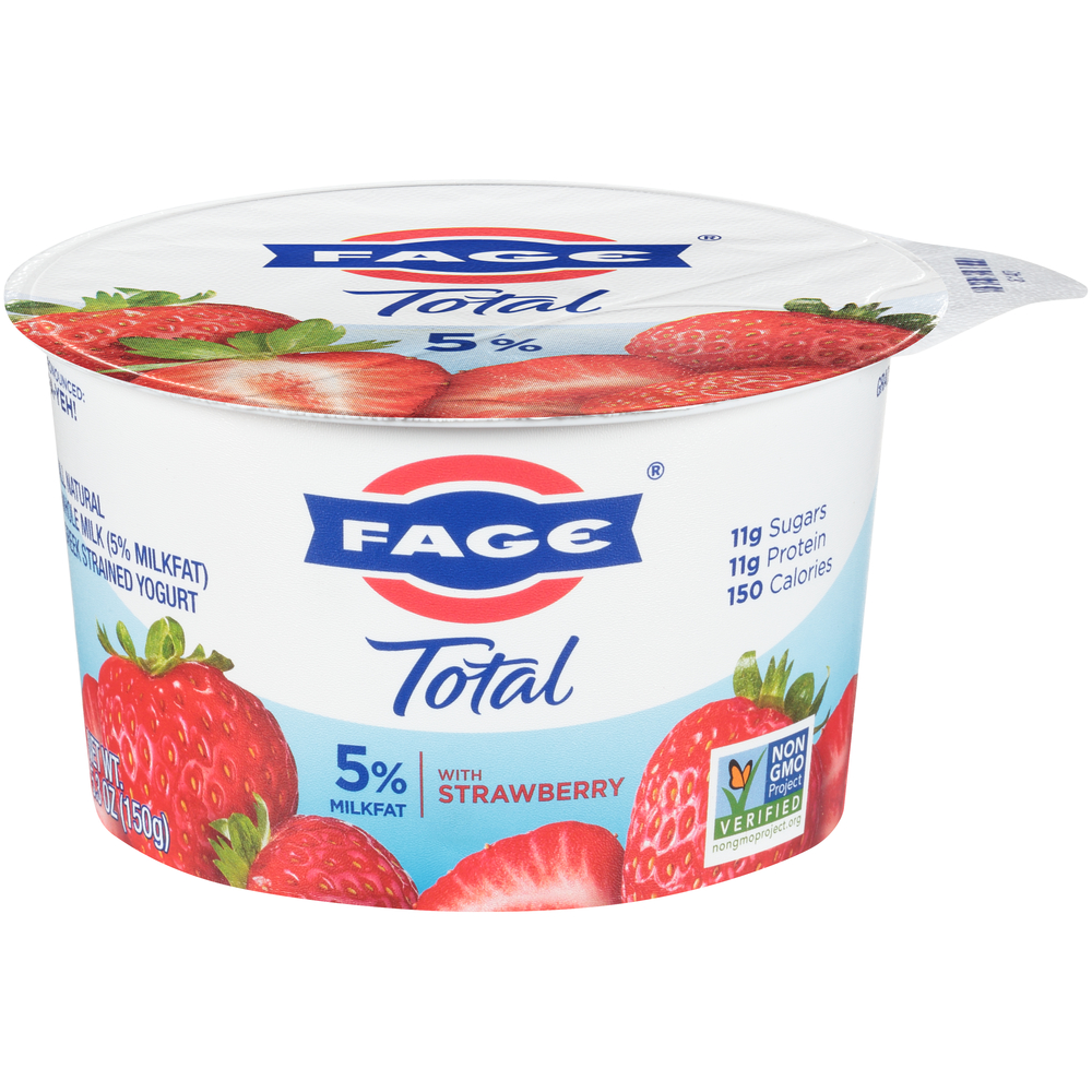 Fage Total with Strawberry
