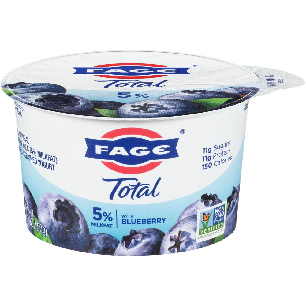 Fage Total Blueberry Yogurt