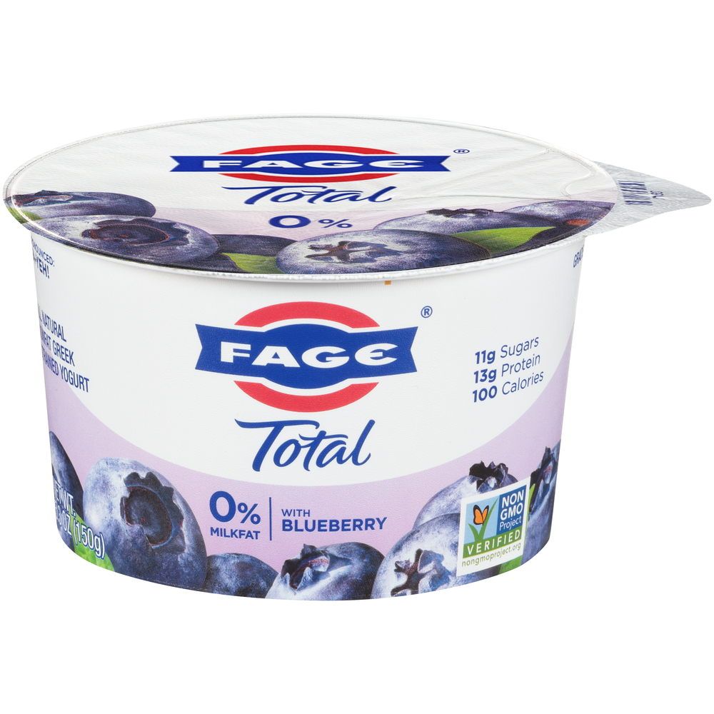 Fage Total 0% with Blueberry