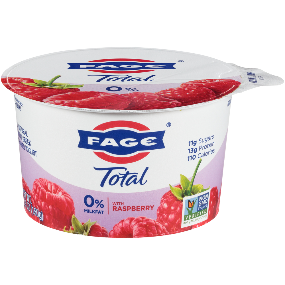 Fage Total 0% With Raspberry