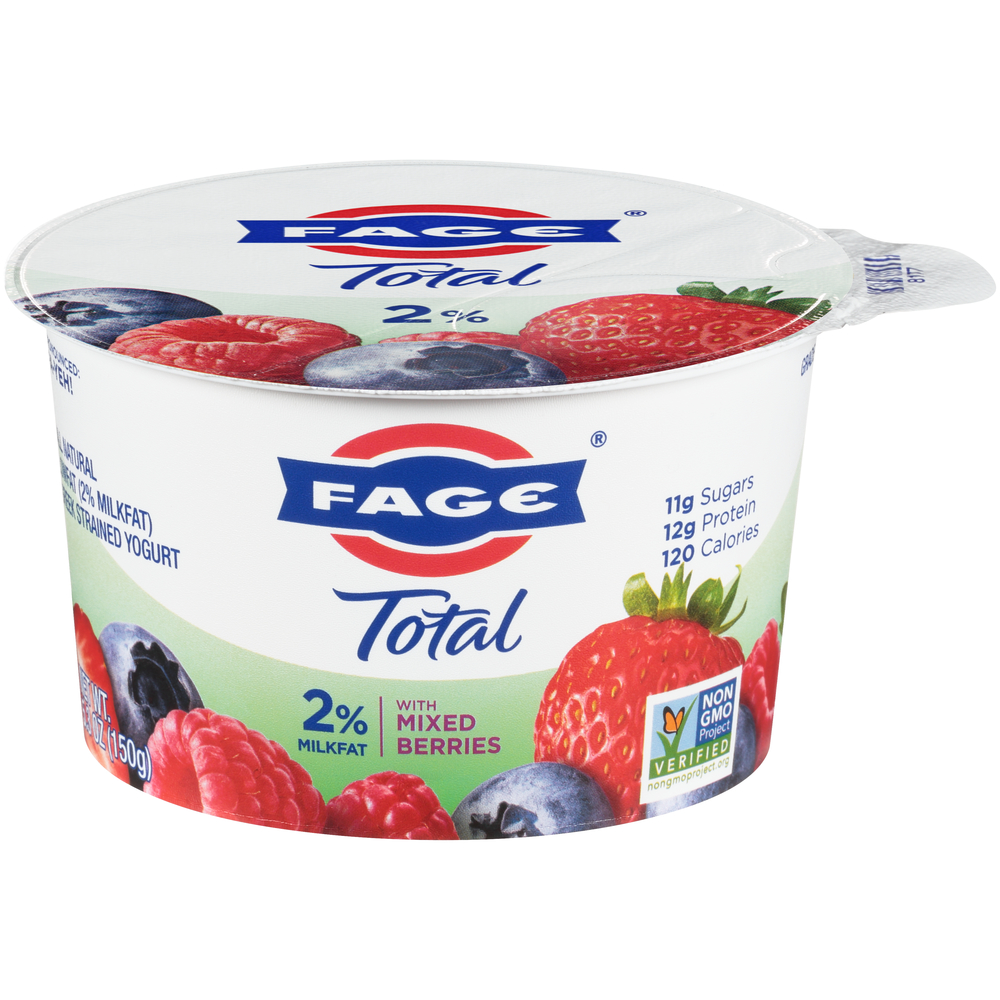 Fage Total Mixed Berry