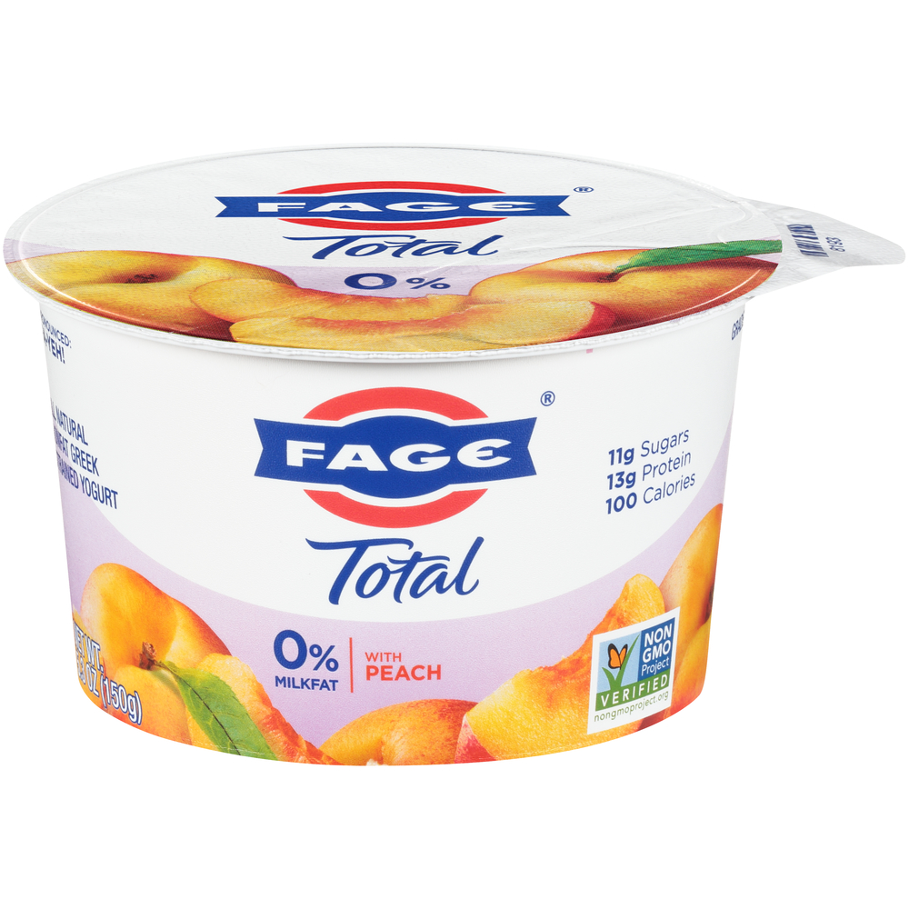 Fage Total With Peach