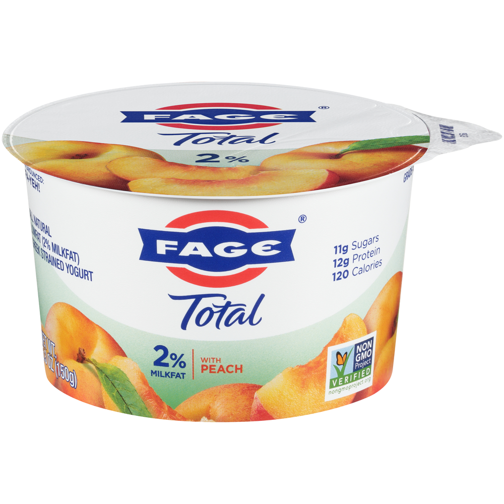 Fage With Peach