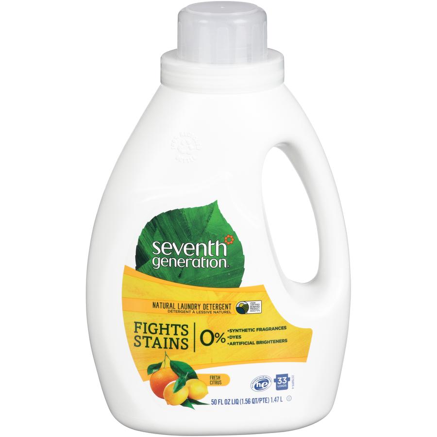 7th Generation Laundry Detergent Citrus