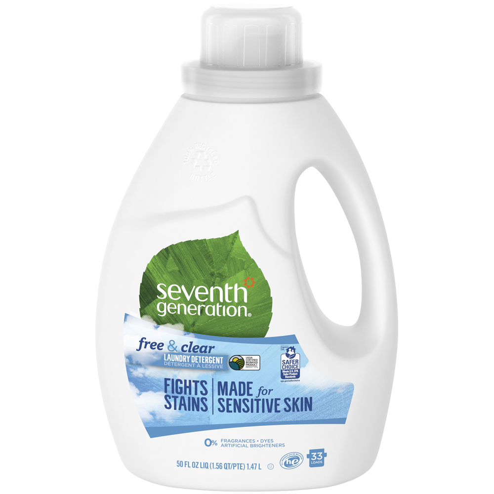 7th Generation Free & Clear Detergent