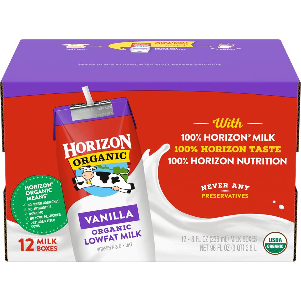 Horizon Vanilla Milk