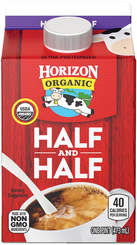 Horizon Half and Half