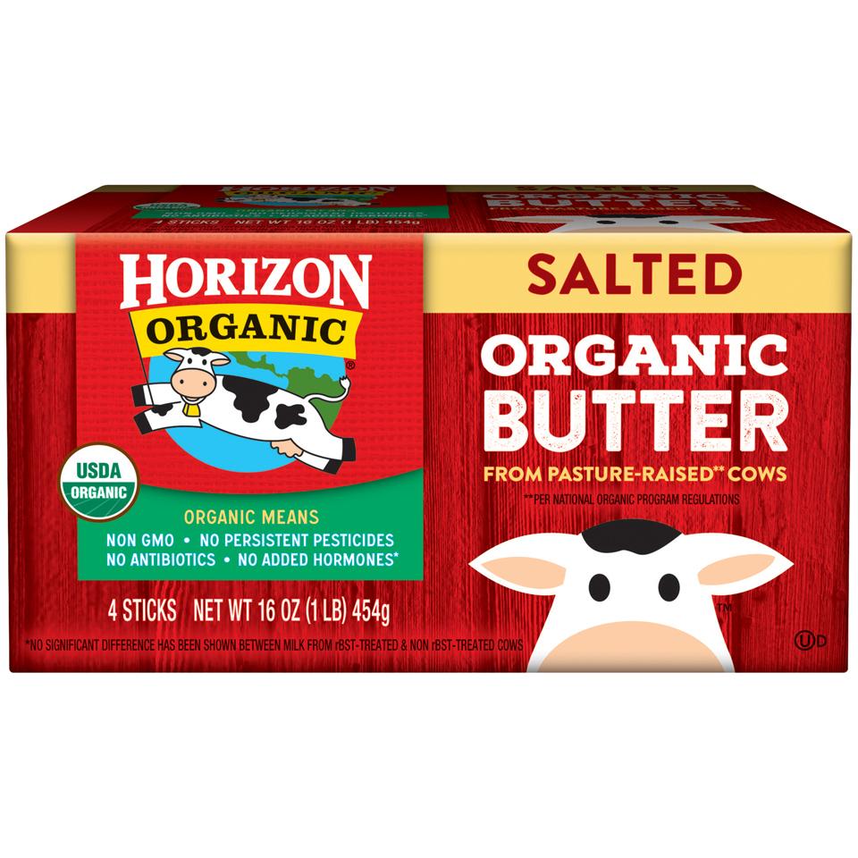 Horizon Organic Salted Butter