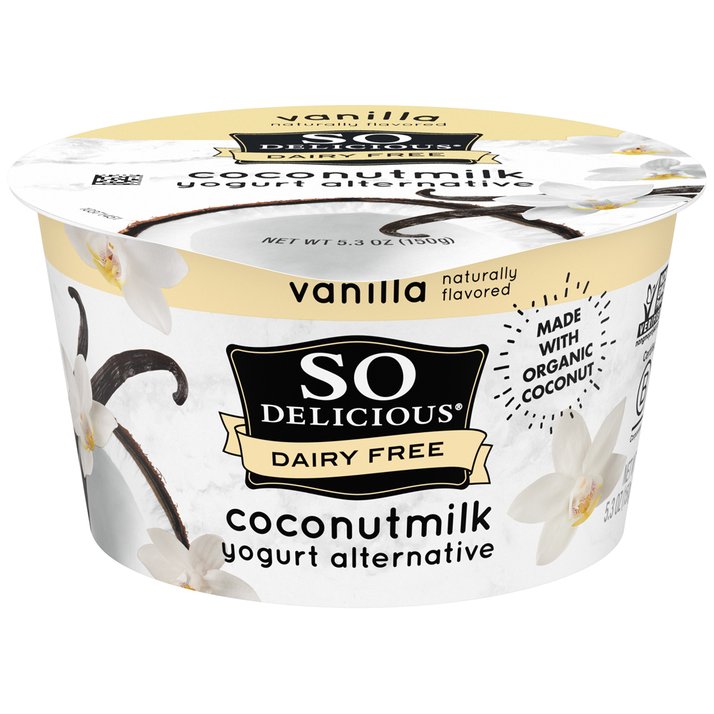 So Delicious Vanilla Coconut Milk Yogurt