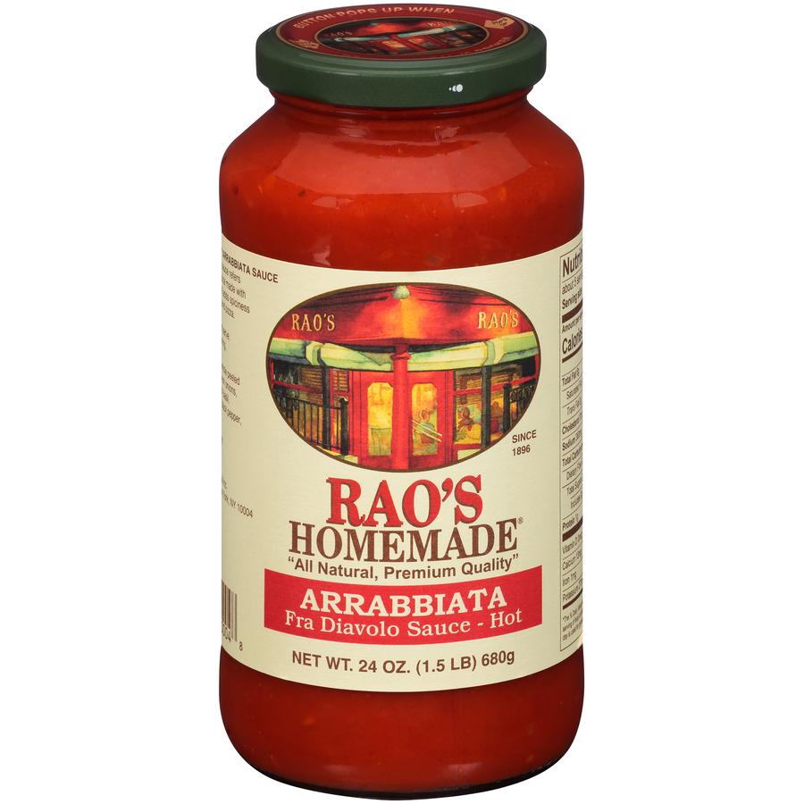Rao's Arrabiatta Sauce