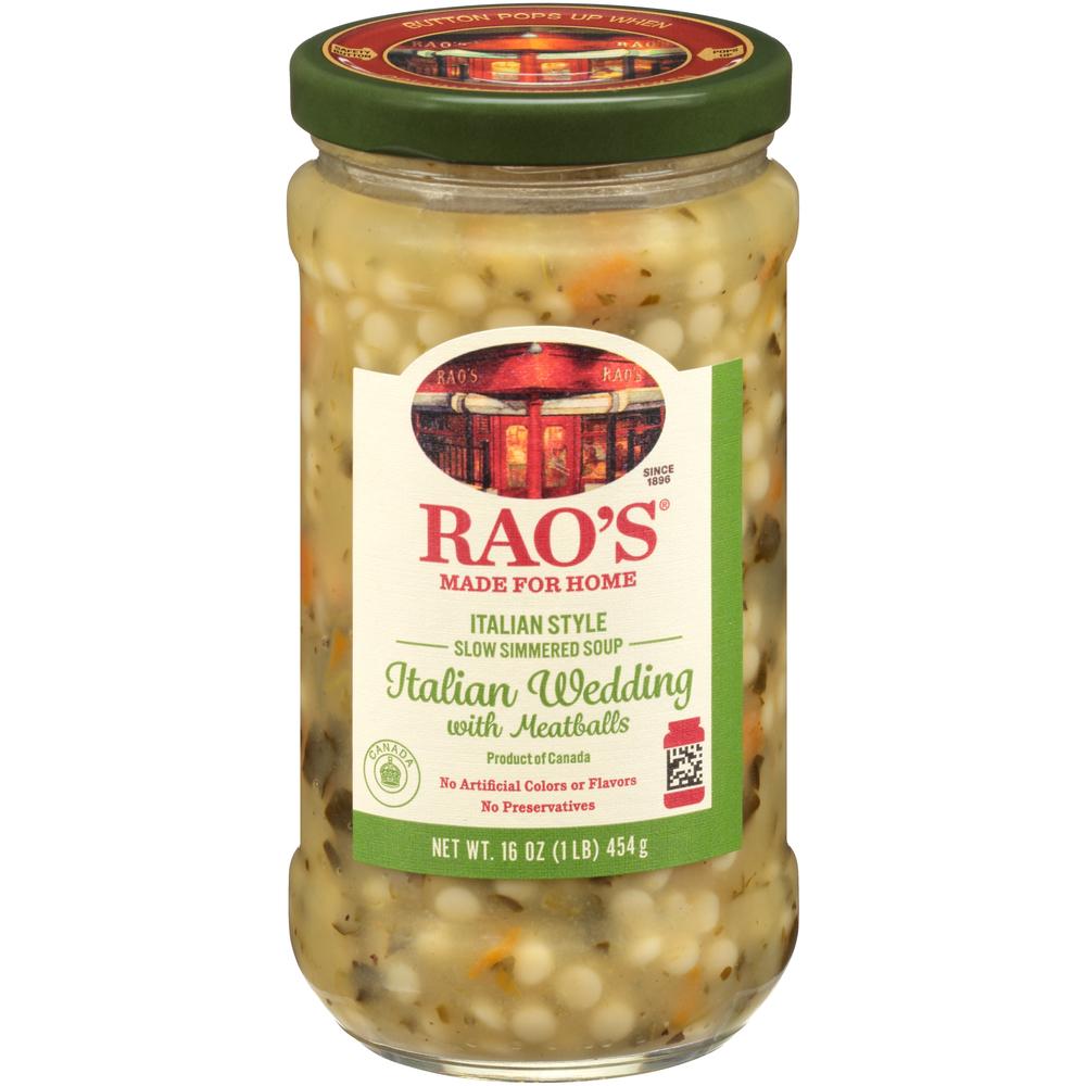 Rao's Italian Wedding Soup