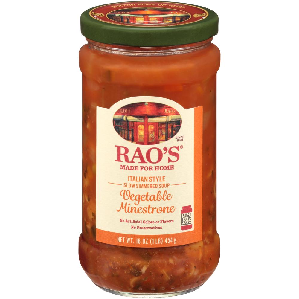 Rao's Vegetable Minestrone Soup