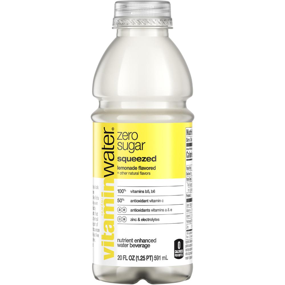 Vitamin Water Zero Sugar Lemonade