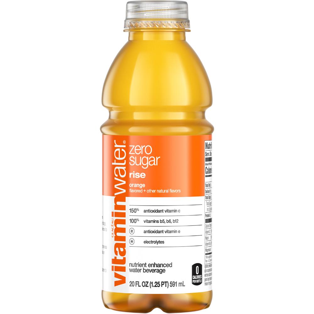 Vitamin Water Zero Sugar Rise Orange