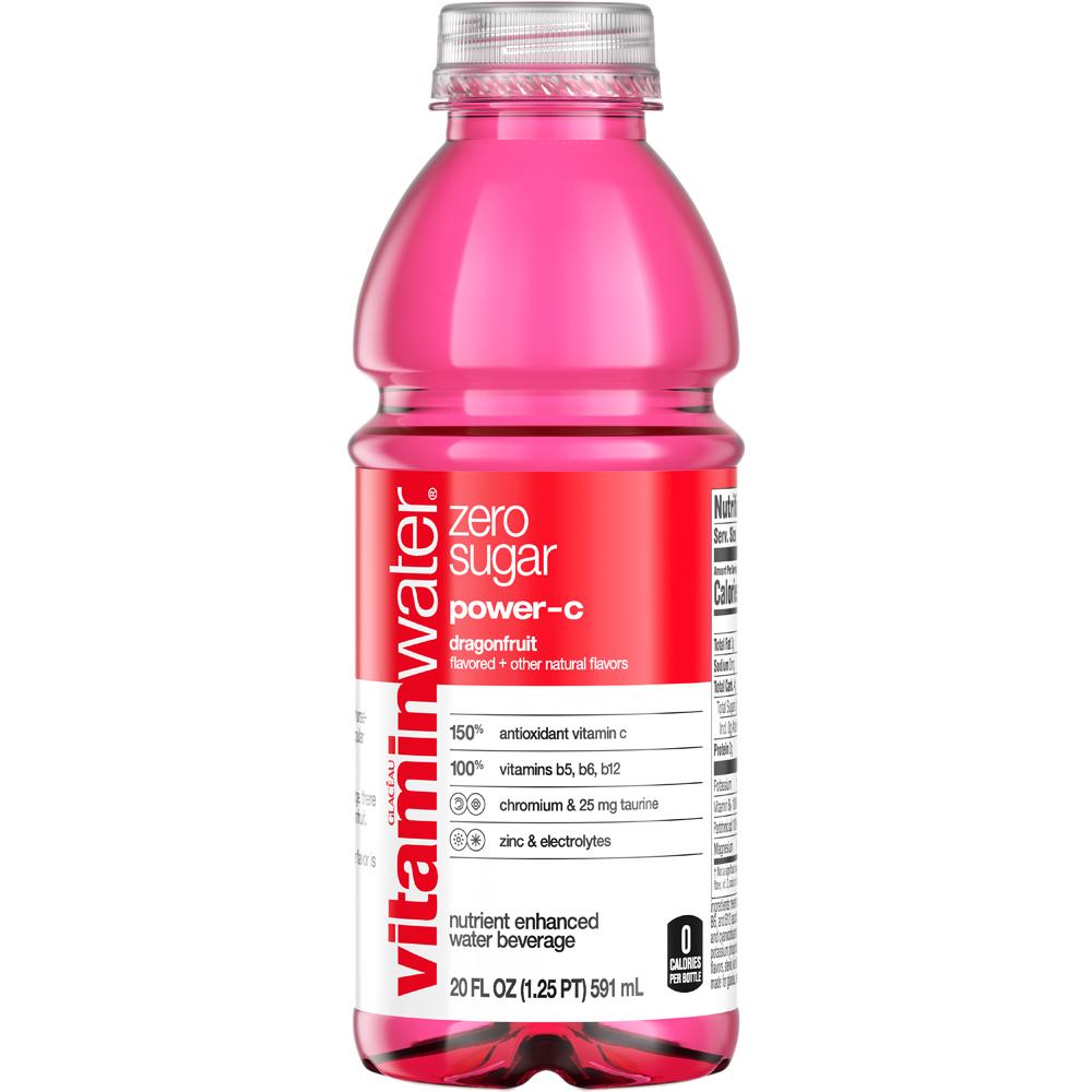 Vitamin Water Zero Sugar Power C Dragonfruit