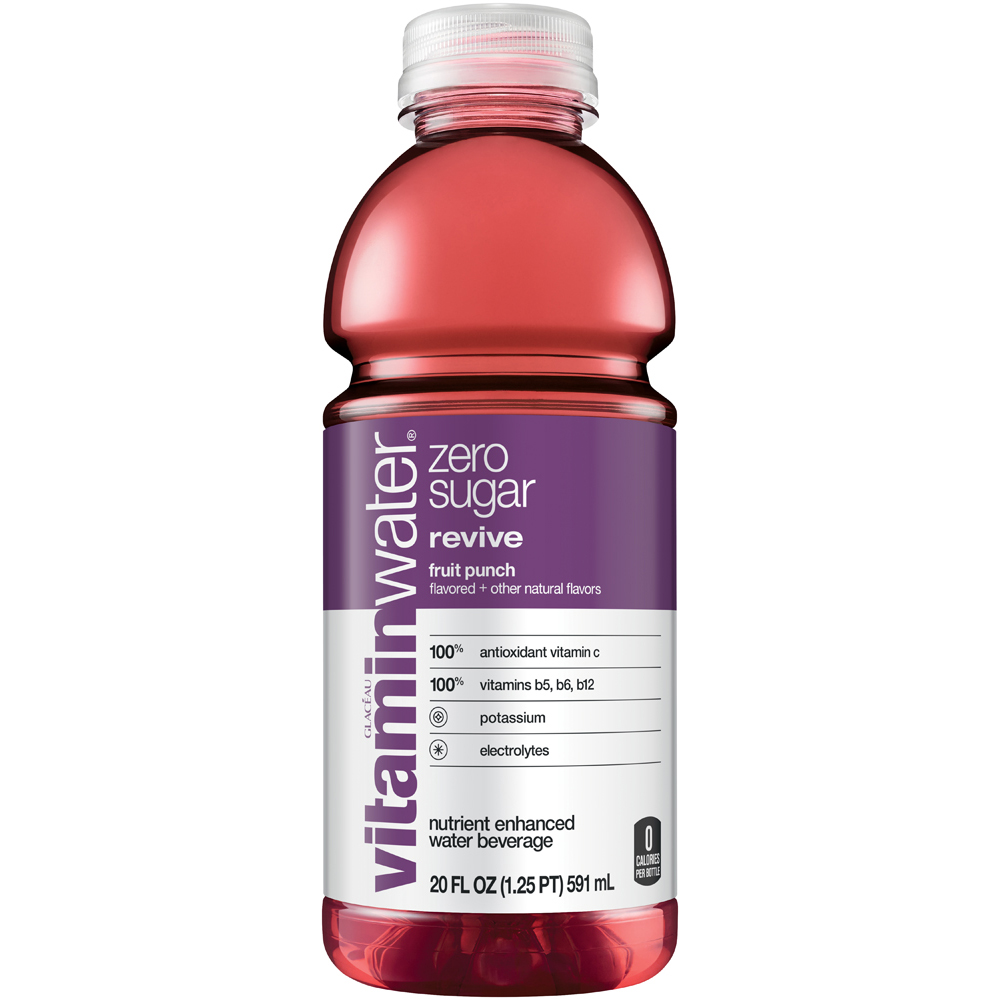 Vitamin Water Zero Sugar Revive Fruit Punch