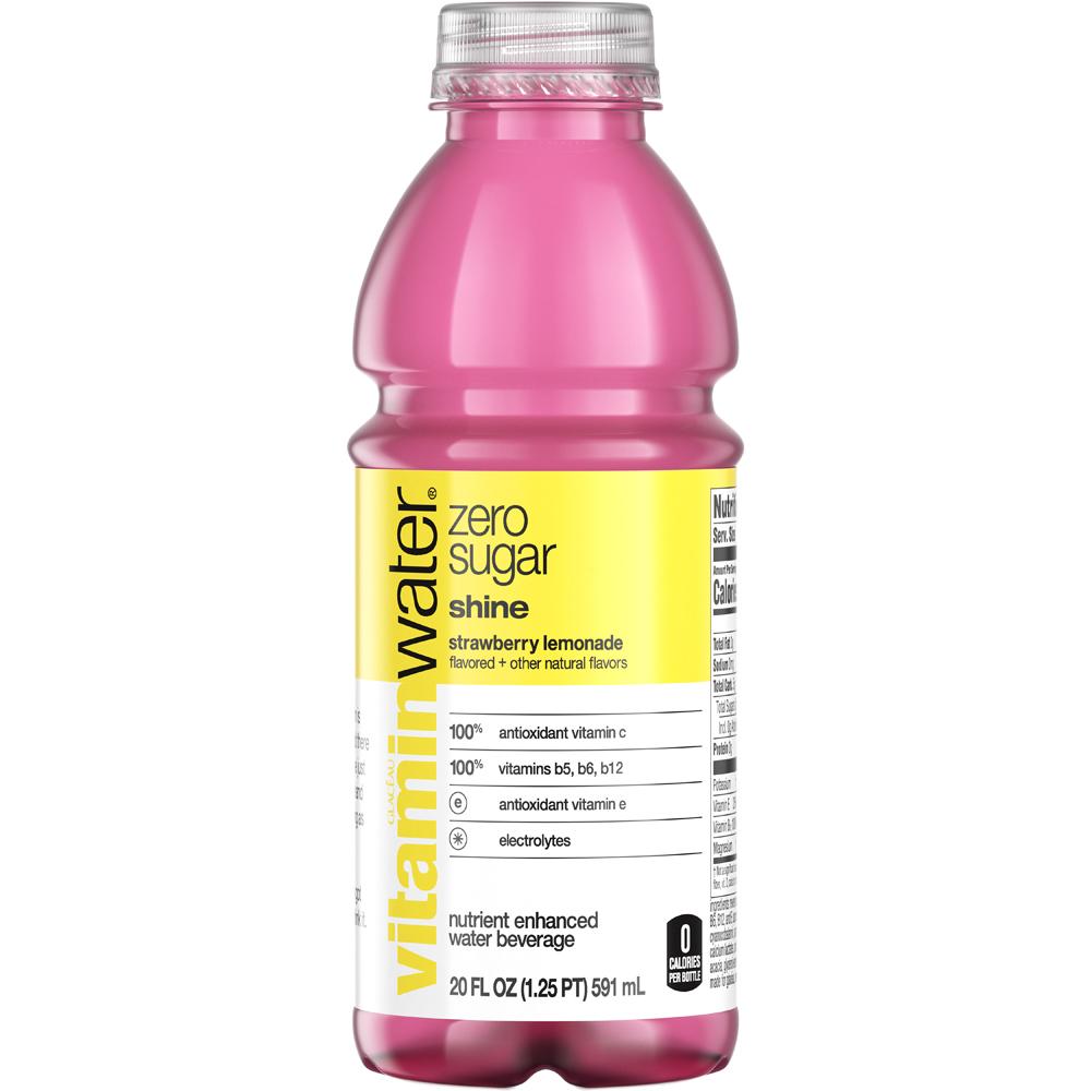 Vitamin Water Zero Sugar Strawberry Lemonade
