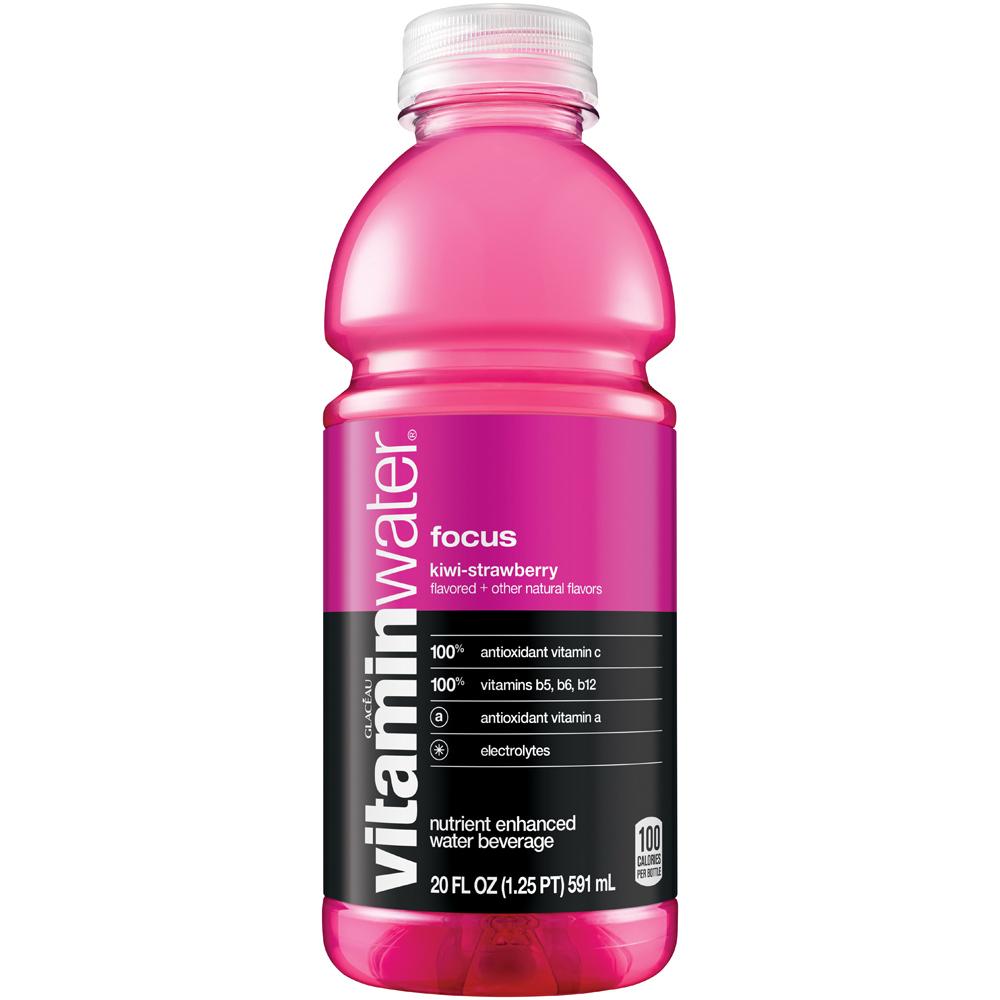 Vitamin Water Focus Kiwi Strawberry